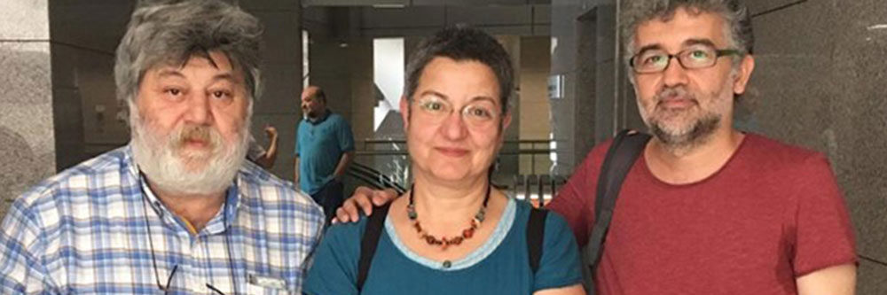 Statement from IFEG calling for the release of Dr Sebnem Korur Fincanci, Erol Önderoğlu and Ahmet Nesin