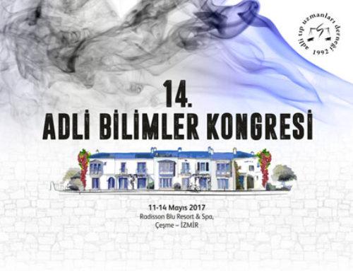 14. Adli Bilimler Kongresi
