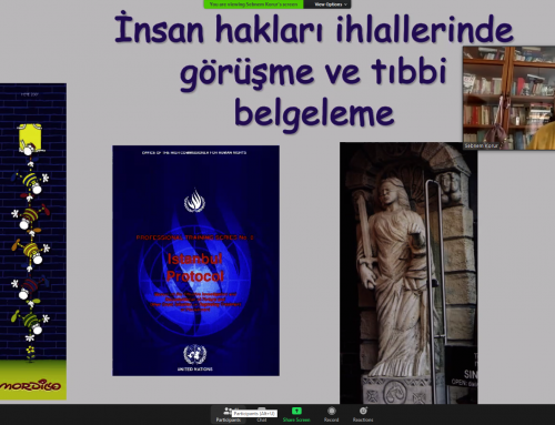 Prof. Dr. Şebnem Korur Fincancı – İstanbul Protokolü